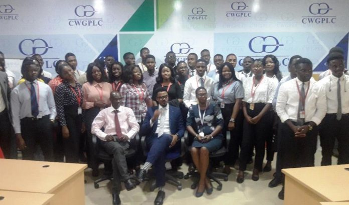 Covenant University students visit CWG on a knowledge seeking tour