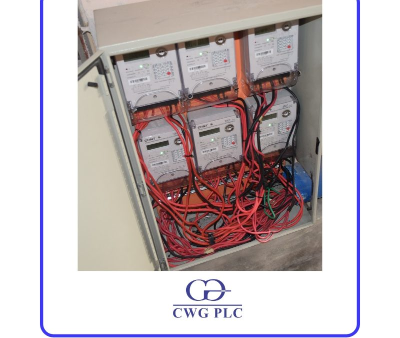 CWG receives approval to provide meters for IBEDC