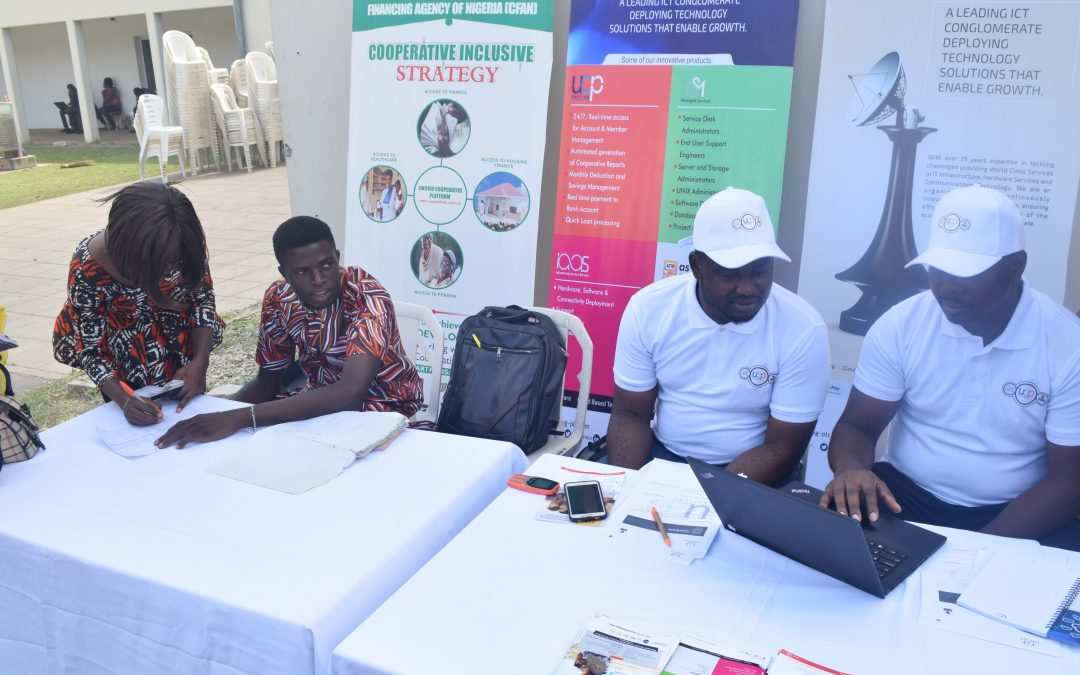 CWG showcases Unified Cooperative Platform at Abuja 'Coops for decent jobs' show